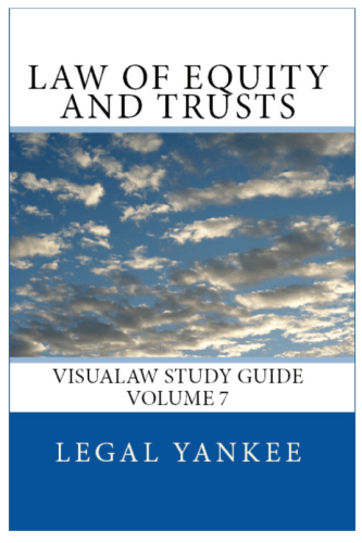 Law Of Equity And Trusts  Outlines  Diagrams  And Study Aids